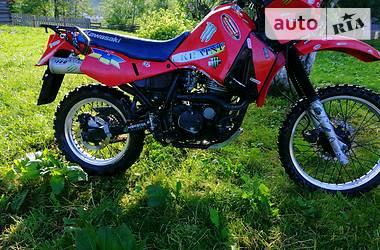 Kawasaki KLR  2000