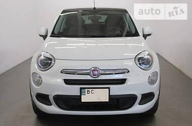 Fiat 500 X Easy 2016