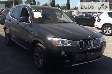 BMW X3 AWD 2015