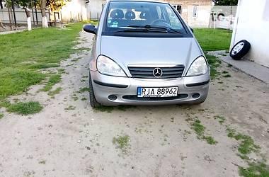 Mercedes-Benz A 160 обмін 1999