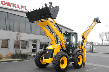 JCB 4CX P21 ECO 2015
