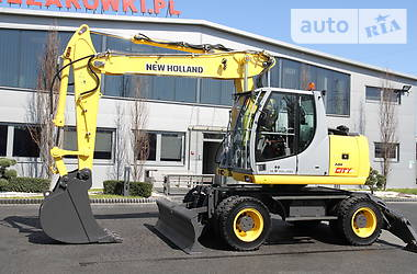 New Holland MH MH CITY 2009