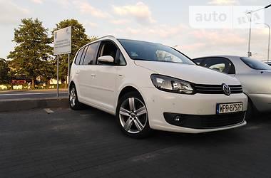 Volkswagen Touran LIFE 2013