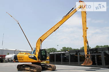 JCB JS 260 LRT4 Long Reach JS260 LRT4 LONG REAC 2015