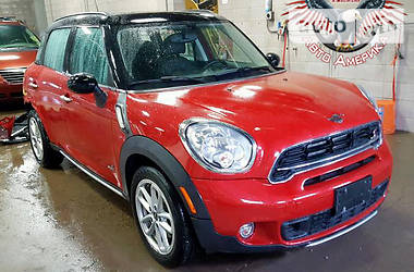 MINI Countryman S ALL4 2015