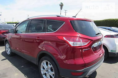 Ford Escape AWD TITANIUM 2016
