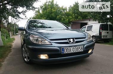 Peugeot 607 607 HDI 2001