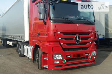 Mercedes-Benz Actros mp3 2012