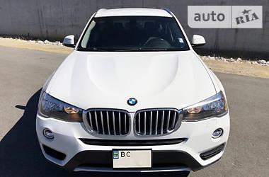 BMW X3 xDrive28i 2016