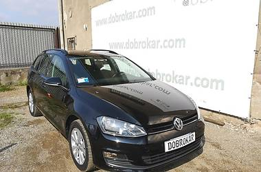 Volkswagen Golf VII 1.6TDI 2014