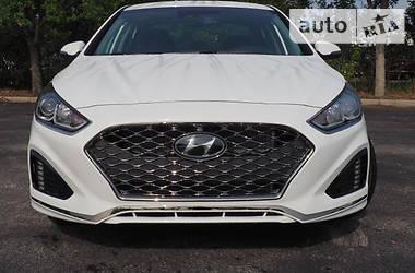 Hyundai Sonata SEL 2018