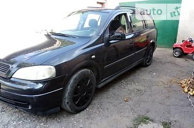 Opel Astra G  1998