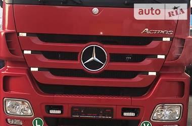Mercedes-Benz Actros  2012