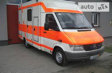 Mercedes-Benz Sprinter 313 груз. 312 D 1998