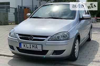 Opel Corsa 1.0L L3 DOHC 12V FWD 2006