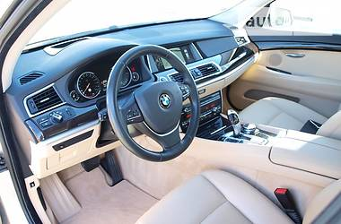 BMW 5 Series GT GT 520 135KW 2014