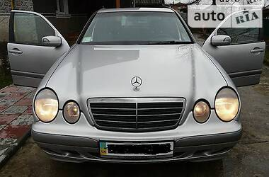 Mercedes-Benz E 270  2001