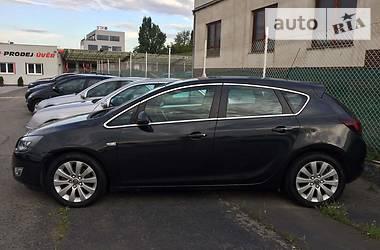 Opel Astra K  2011