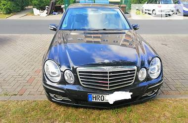 Mercedes-Benz E 220 Avantgarda 2006