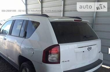 Jeep Compass Latitud 2015