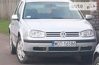 Volkswagen Golf IV 1.9  81кв 1999