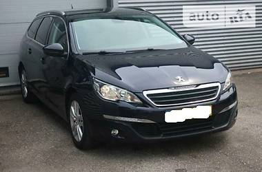 Peugeot 308 SW  Bluehdi Executive  2014