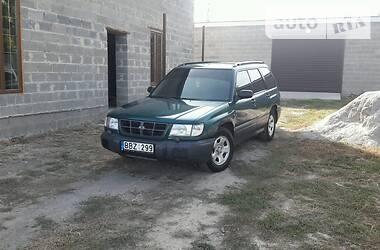 Subaru Forester 1234567 1998