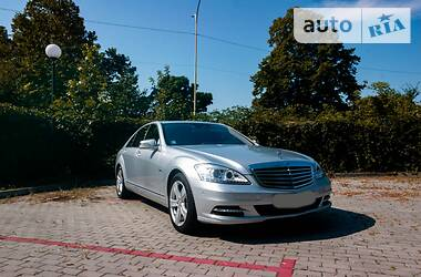 Mercedes-Benz S 350 4matic 2010