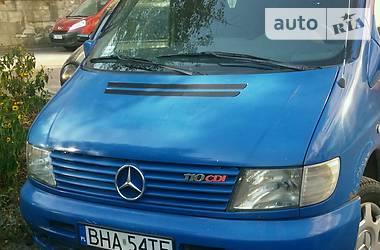 Mercedes-Benz Vito пасс. 110 2001