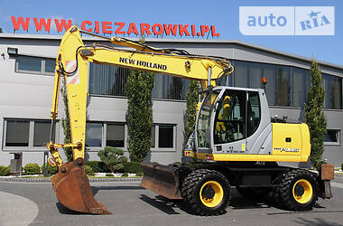 New Holland MH MH PLUS 2008