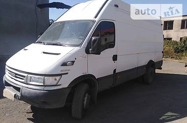 Iveco Daily пасс.  2005