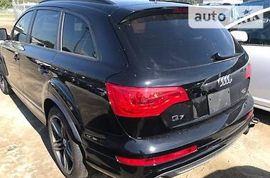 Audi Q7 Prestige S-LINE 2014