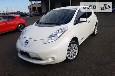 Nissan Leaf S 2016