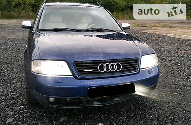 Audi A6 quattro s-line 1999