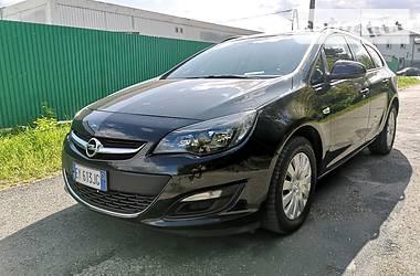 Opel Astra J COMFORT 2015