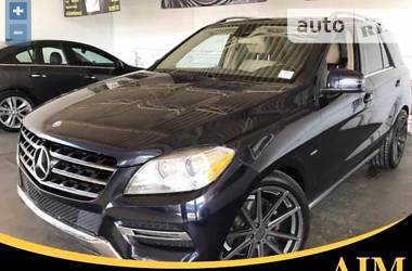 Mercedes-Benz ML 350 3.0L 2012