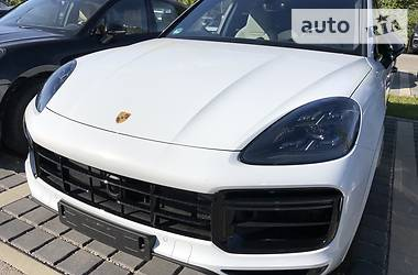 Porsche Cayenne Turbo Black Matrix 2019