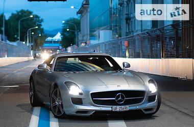 Mercedes-Benz SLS-Class AMG SLS 2010