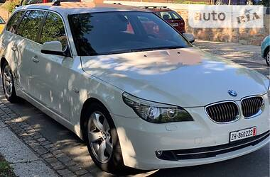 BMW 530 Е-60  Police 2010