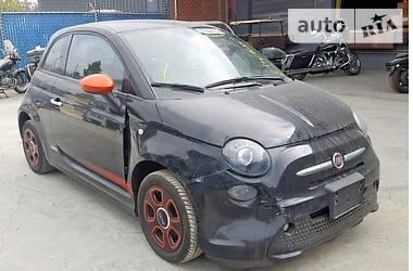 Fiat 500е ELECTRIC 2016
