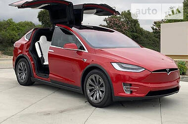 Tesla Model X 90D 2017