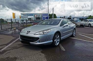 Peugeot 407 Coupe  2011