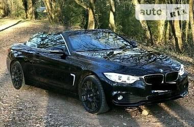 BMW 420 кабрио на механике д 2015