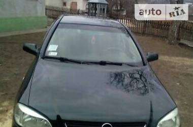 Opel Astra G Astra g 1998