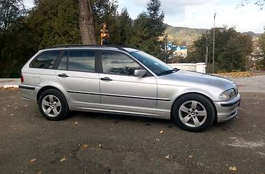 BMW 320 2001 р . 2001