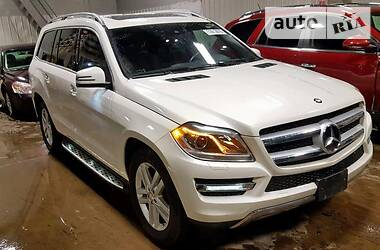 Mercedes-Benz GL 350 Bluetec 2015
