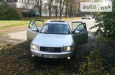 Audi A6 Avant 2002