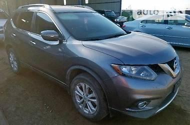 Nissan Rogue SV/AWD 2015