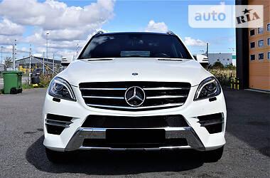 Mercedes-Benz ML 350 bluetec 2012