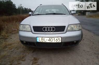 Audi A6 с5 1998